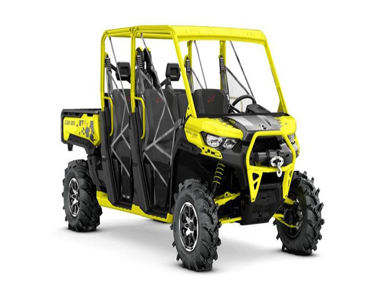 Can-Am Defender Max X MR