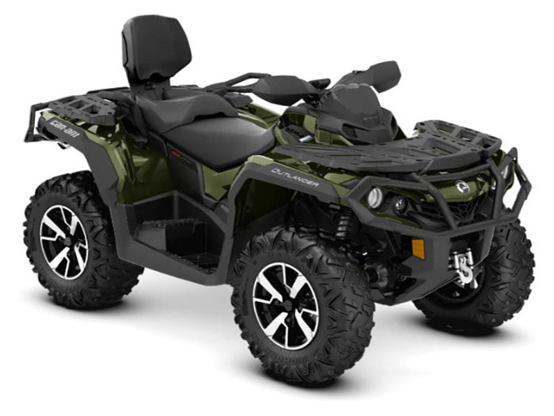 Can-Am Outlander Max Limited 1000R