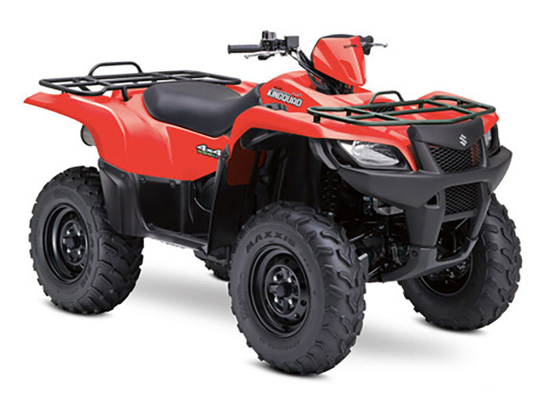 Suzuki King Quad 500 Axi